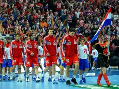 croatia handball
