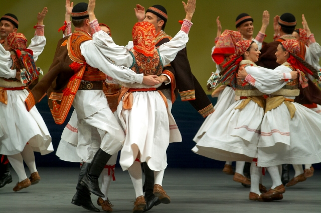 Lado croatia's acclaimed folk dance ensemble to perform in north