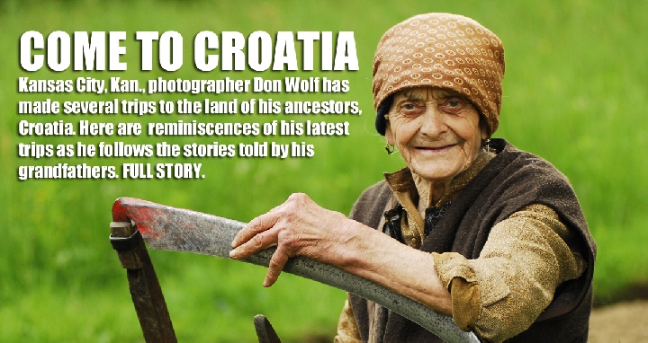 croatian people physical features