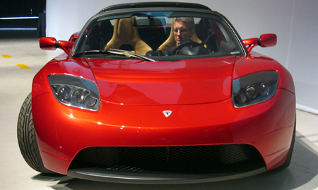Tesla Motors Selects Site For Electric Sedan Factory